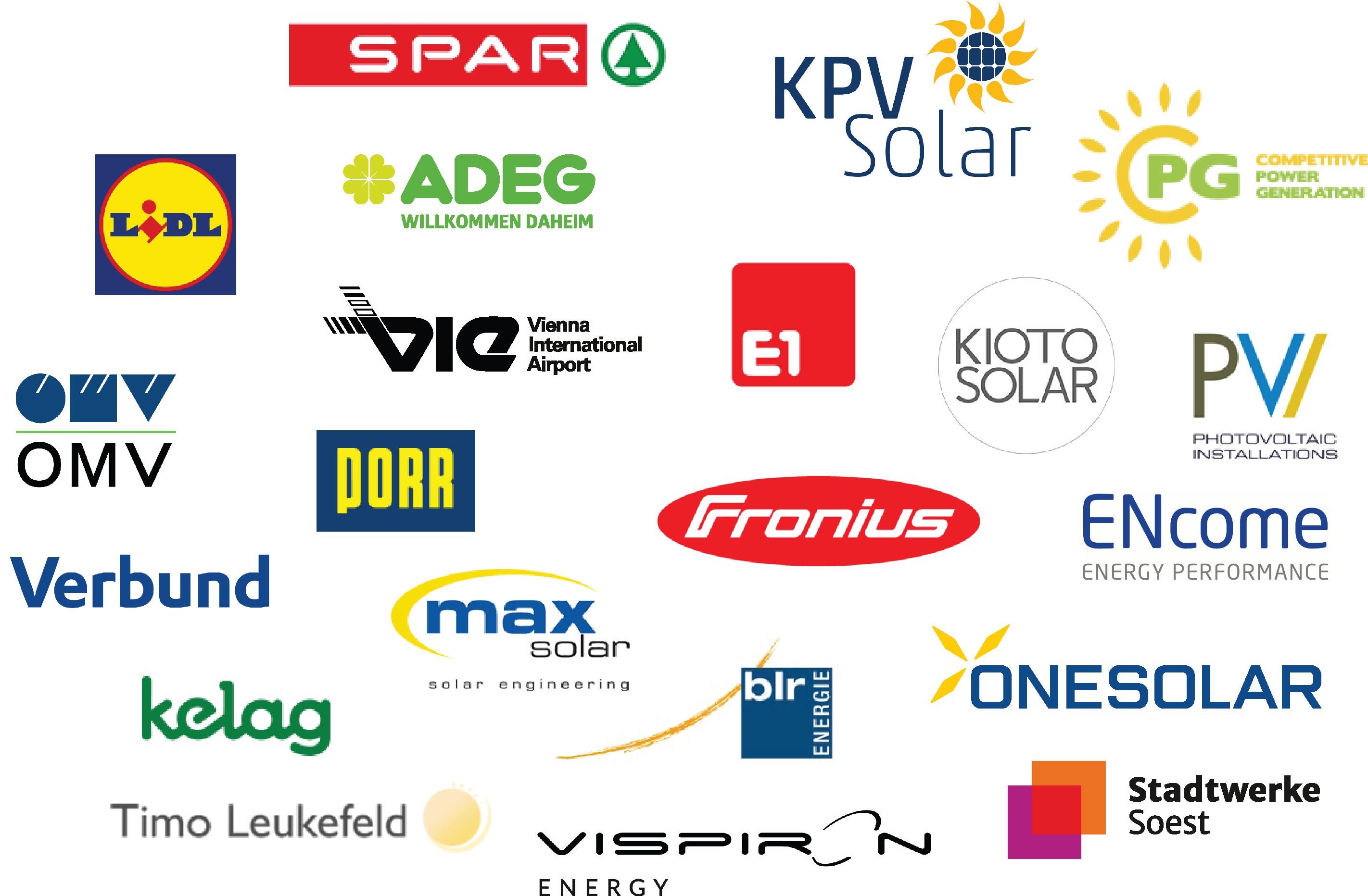 Logos-Kunden