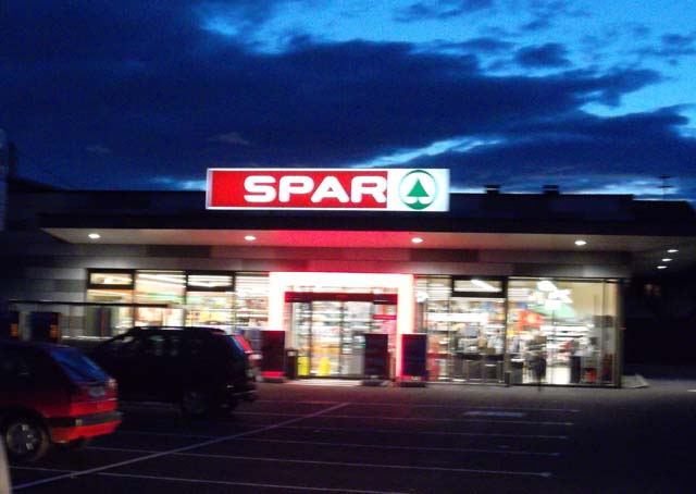 Lighting Measuremetn at Spar